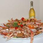 la nostra specialità, il pesce di mare